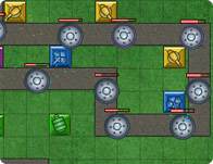 Vehicle Tower Defense