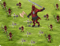 Warlords 2 Rise of the Demons