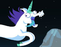 Weird Unicorn