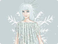 Winter Fairy Dressup