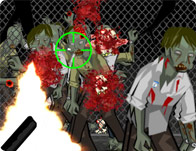 Zombie Cage Launcher